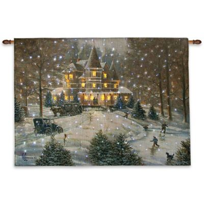 Buy Hanging Lighted Christmas Decorations From Bed Bath