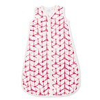 aden + anais® Small Shibori Wearable Blanket in Berry Red