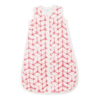 aden + anais® Large Shibori Wearable Blanket in Berry Red