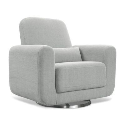 Upholstered U003e Babyletto Tuba Glider In Winter Grey