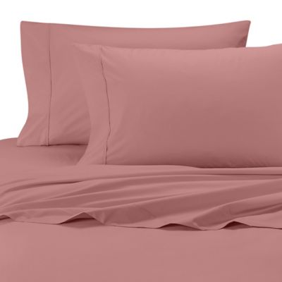 SHEEX® 100% Viscose Made From Bamboo Full Sheet Set In Salmon