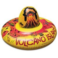Poolmaster Volcano Island Float