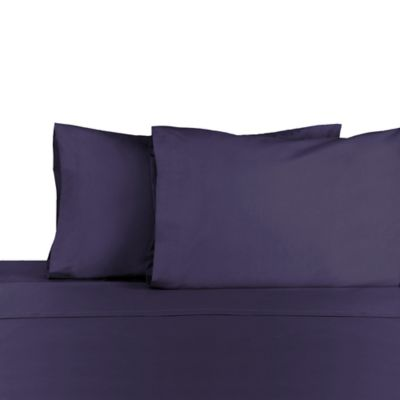 Martex Full Sheet Set In Navy