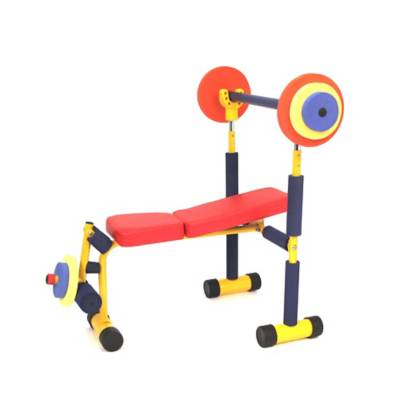 Fun and fitness for kids weight bench bed bath beyond Kids weight bench
