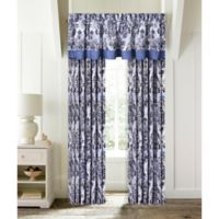 Piper & Wright Santorini 84-Inch Window Curtain Panel Pair in Indigo