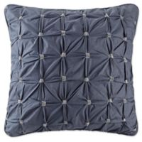 INK+IVY Jane European Pillow Sham in Navy