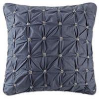 INK+IVY Jane European Pillow Sham in Navy