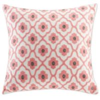 Echo Design™ Sterling Square Throw Pillow in Beige