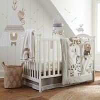 Levtex Baby Kenya 5-Piece Crib Bedding Set in Grey