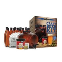 MR. BEER® Classic American Lager Complete Brewing Kit