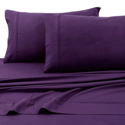 buy purple california king bedding set from bed bath beyond