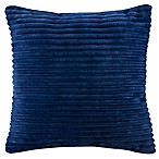 Premier Comfort Parker 20-Inch Square Throw Pillow in Navy