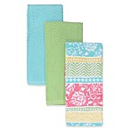Cotton Spring Remix Kitchen Towels (Set of 3)