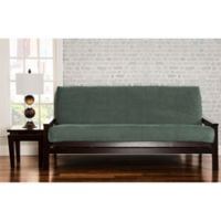 SIScovers® Padma Loveseat Futon Slipcover in Lagoon