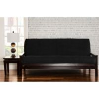 SIScovers® Padma Loveseat Futon Slipcover in Night