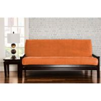 SIScovers® Padma Queen Futon Slipcover in Orange