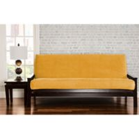 SIScovers® Padma Queen Futon Slipcover in Pollen