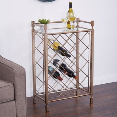 Buy Glass Wine Racks From Bed Bath Beyond