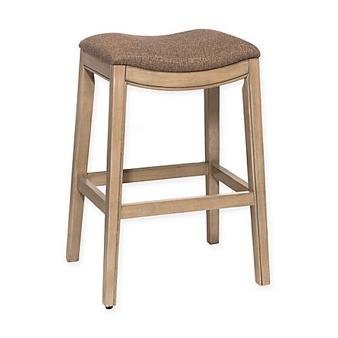 Buy Kenton 30 Inch Backless Barstool In Grey From Bed Bath