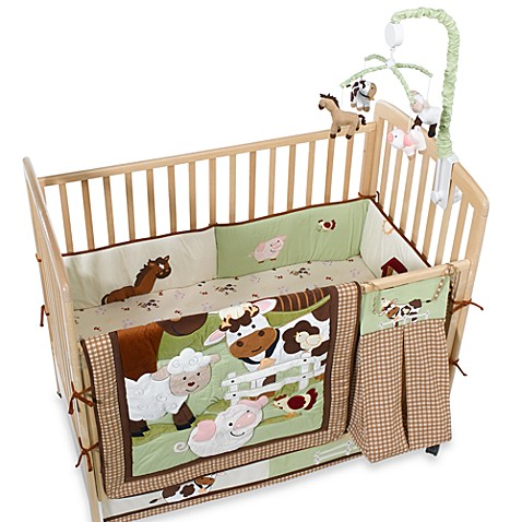 Farm Babies Crib Bedding And Accessories By Nojo