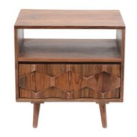 Moe's Home Collection Nightstand in Natural