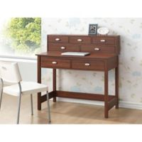 Wholesale Interiors Inc. McKinley Desk in Brown