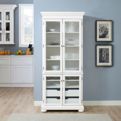 Crosley Alexandria Kitchen Pantry In White