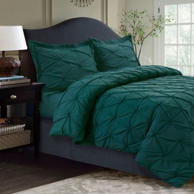 buy teal duvet cover king from bed bath beyond. Black Bedroom Furniture Sets. Home Design Ideas