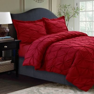 Buy Red Duvet Cover Sets From Bed Bath Amp Beyond