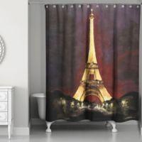 Buy Black Yellow Shower Curtain Bed Bath Beyond