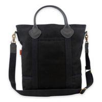 CB Station Color Flight Travel Bag in Solid Black