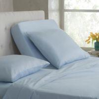 Martex® Ballad™ Sateen Dual King Sheet Set in Blue