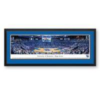 Blakeway Panoramas University of Kentucky Basketball Print with Deluxe Frame