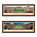 Blakeway Panoramas Collegiate Print with Select Frame