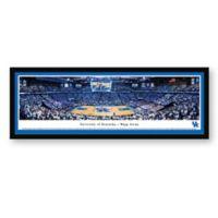 Blakeway Panoramas University of Kentucky Basketball Print with Select Frame