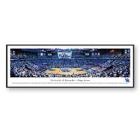 NCAA Framed Arena Photo of University of Kentucky - The Perfect Regular Season