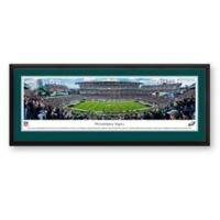 NFL Philadelphia Eagles Deluxe Framed Panoramic Picture