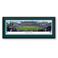 NFL Philadelphia Eagles Deluxe Framed Panoramic Picture