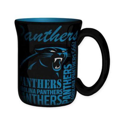 NFL Carolina Panthers 17 Oz. Sculpted Spirit Mug