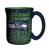 NFL Seattle Seahawks 17 oz. Sculpted Spirit Mug