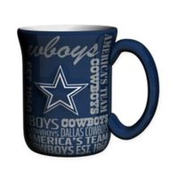 NFL Dallas Cowboys 17 oz. Sculpted Spirit Mug