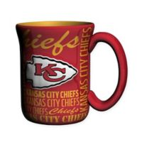 NFL Kansas City Chiefs 17 oz. Sculpted Spirit Mug