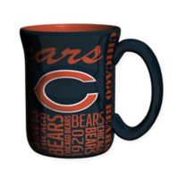 NFL Chicago Bears 17 oz. Sculpted Spirit Mug