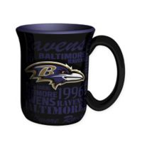 NFL Baltimore Ravens 17 oz. Sculpted Spirit Mug