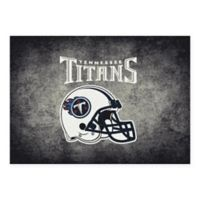 Milliken NFL Tennessee Titans 3-foot 10-Inch x 5-Foot 4-Inch Area Rug