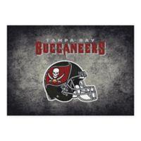 Milliken NFL Tampa Bay Buccaneers 3-foot 10-Inch x 5-Foot 4-Inch Area Rug