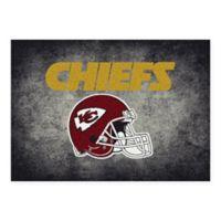Milliken NFL Kansas City Chiefs 3-foot 10-Inch x 5-Foot 4-Inch Area Rug