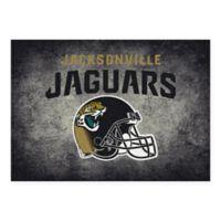 Milliken NFL Jacksonville Jaguars 3-foot 10-Inch x 5-Foot 4-Inch Area Rug