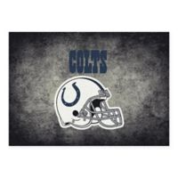 Milliken NFL Indianapolis Colts 3-foot 10-Inch x 5-Foot 4-Inch Area Rug