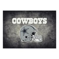 Milliken NFL Dallas Cowboys 3-foot 10-Inch x 5-Foot 4-Inch Area Rug